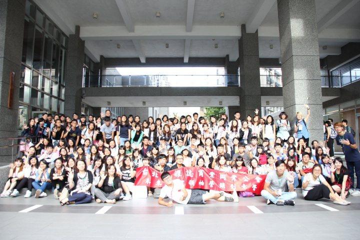 未來媒體領袖營讓許多學生族群躍躍欲試。圖/台北市雜誌商業同業公會