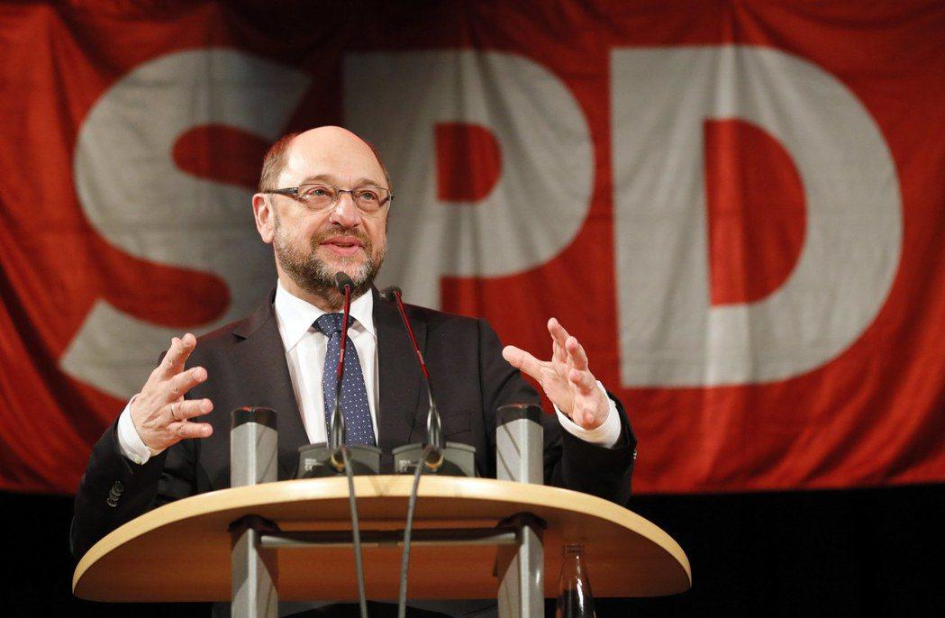 已進入選戰模式的社民黨,在總理參選人舒爾茲的帶領下,將以同性婚姻作為攻擊梅克爾陣...