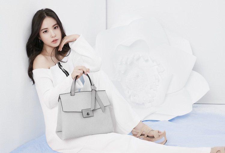 韓星閔孝琳。圖/擷自instagram