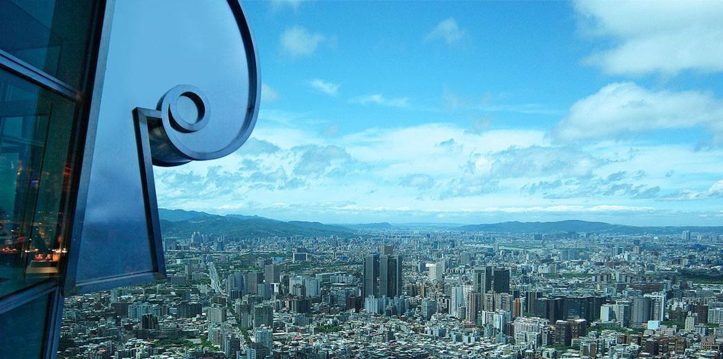 圖/台北101觀景台 提供