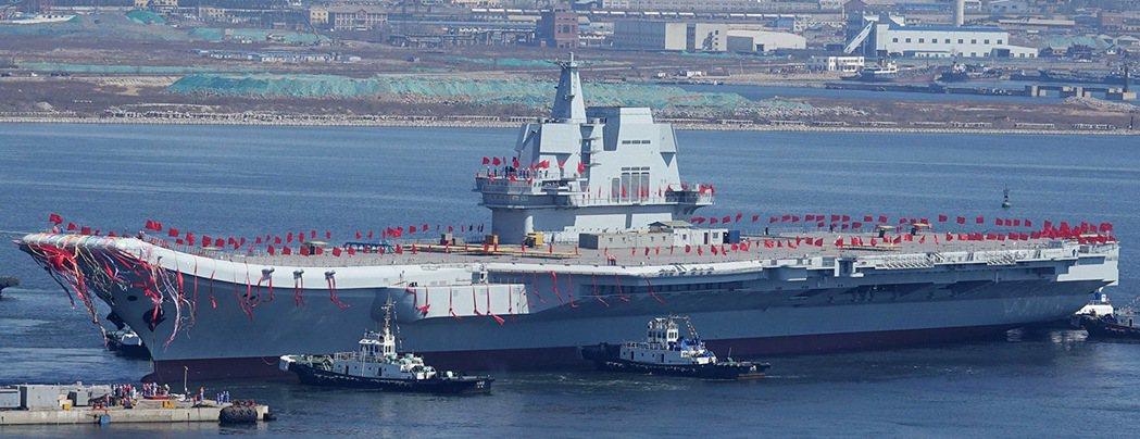 大陸自製航母與遼寧號 三大不同點