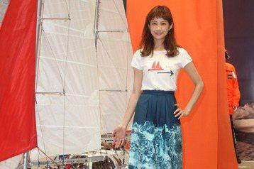簡嫚書擔任TARA形象大使並拍攝宣導影片,為海洋環保生態盡心力