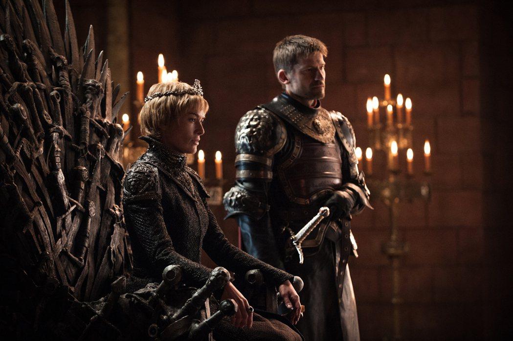蓮娜海蒂與尼可萊寇斯特瓦杜都是「冰與火之歌:權力遊戲」身價最高的要角。圖/HBO...