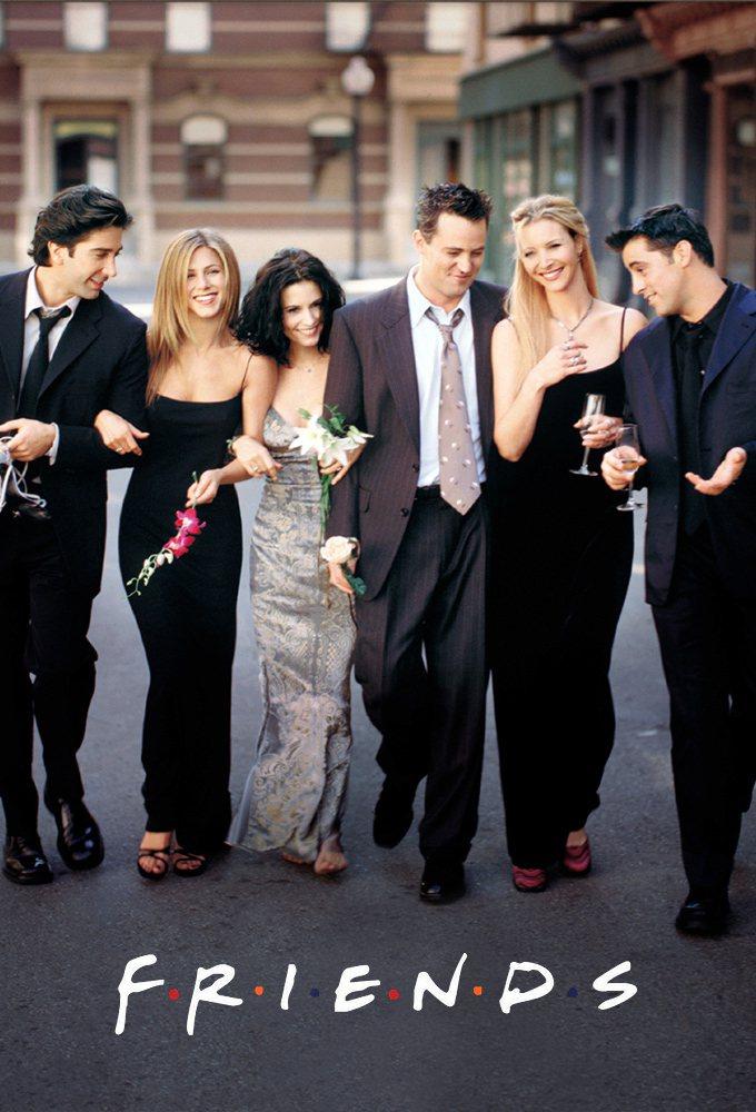 「六人行」眾主角曾在最後一季合作爭取到每人一集百萬美元高酬。圖/摘自imdb