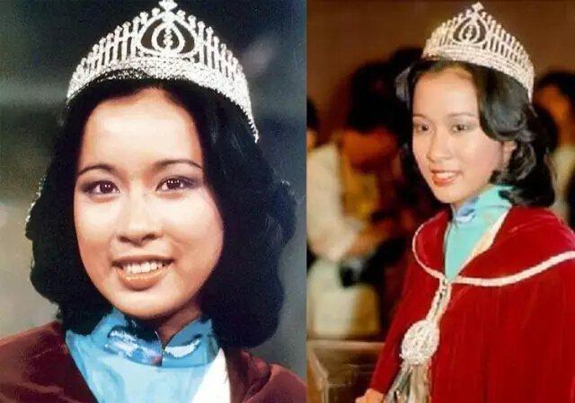朱玲玲曾拿下香港小姐冠軍與最上鏡獎。圖/摘自阿波羅娛樂