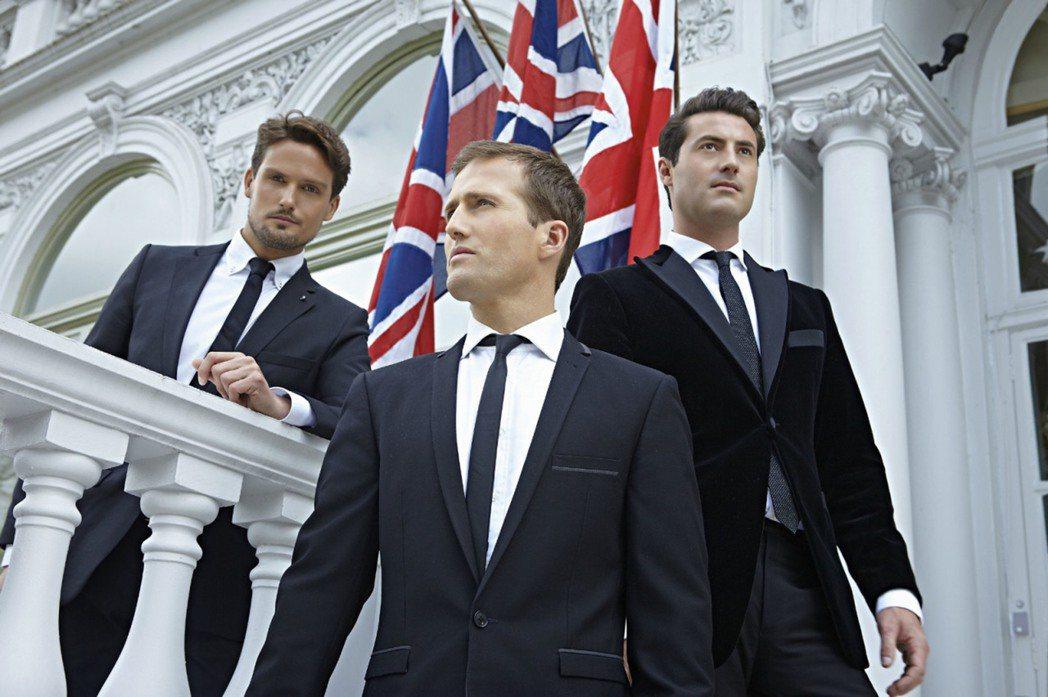 英國「布雷克合唱團」6月來台舉辦「電影情緣」演唱會,首次與台灣觀眾見面。適逢成團