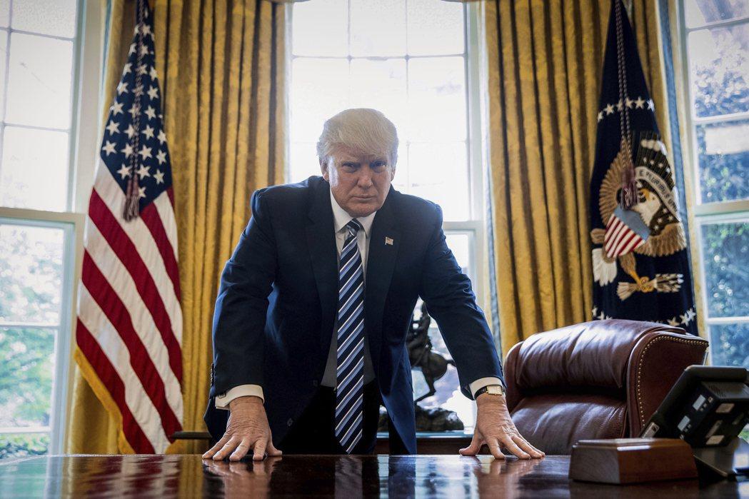 對於歐巴馬時代的被動,川普政府的外交顯得更具「攻擊性」與強勢。 圖/美聯社
