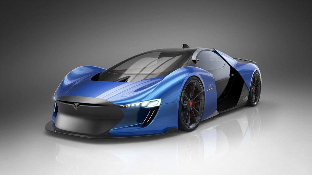 西班牙設計師Xabier Albizu運用才華,設計出他腦海中的Tesla Su...