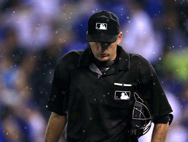 棒球最後的浪漫:裁判消失的那一天
