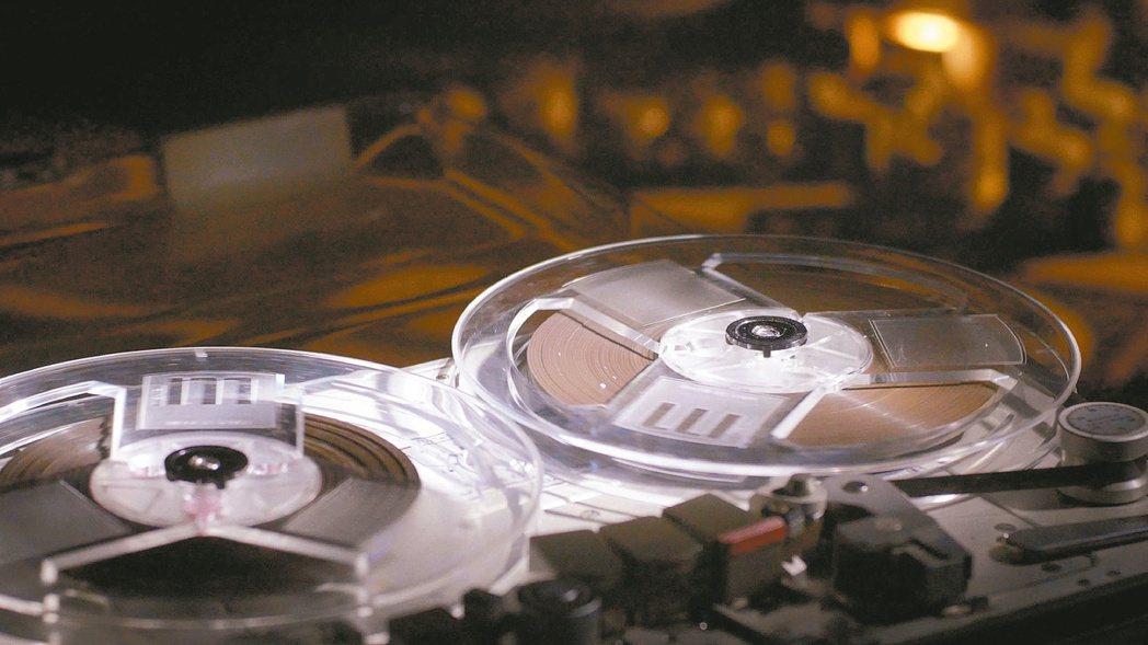 「擬音」不是只要能製作出聲音就可以了,擬音師必須擁有高度的聲音操作能力。 圖/牽...