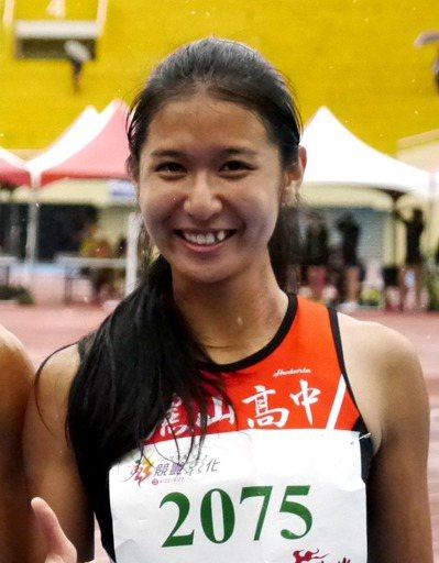 去年廖晏均錯過了台北世大運,好在今年8月雅加達亞運她不會再缺席。 聯合報系資料照