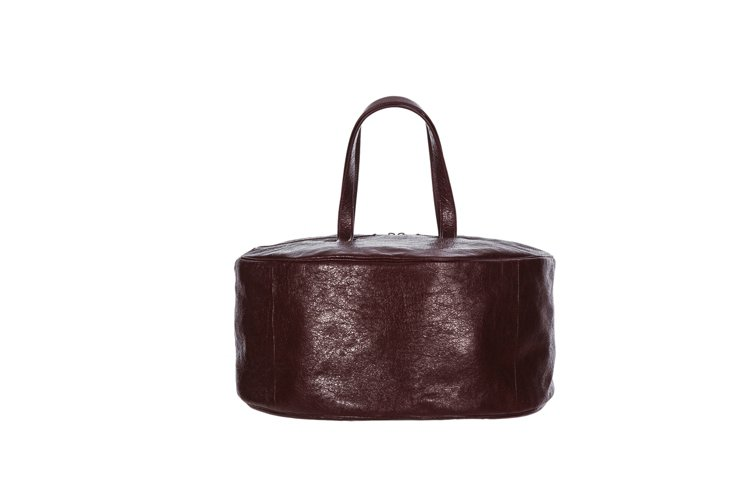 Air Hobo包讓人聯想起舒服的「摩洛哥坐墊」。Air Hobo大型咖啡色小羊...
