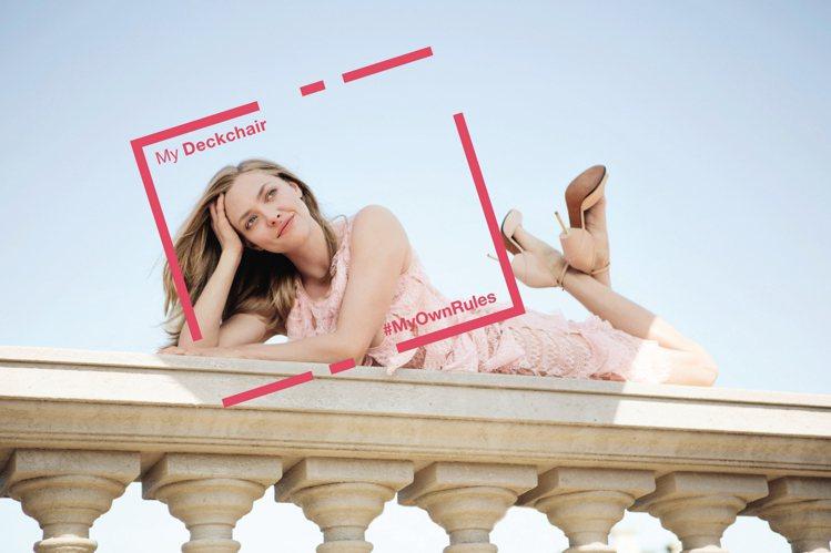 夢幻的粉色總是讓人難以抗拒,初夏新款女性香水喚醒浪漫少女心。圖/紀梵希提供