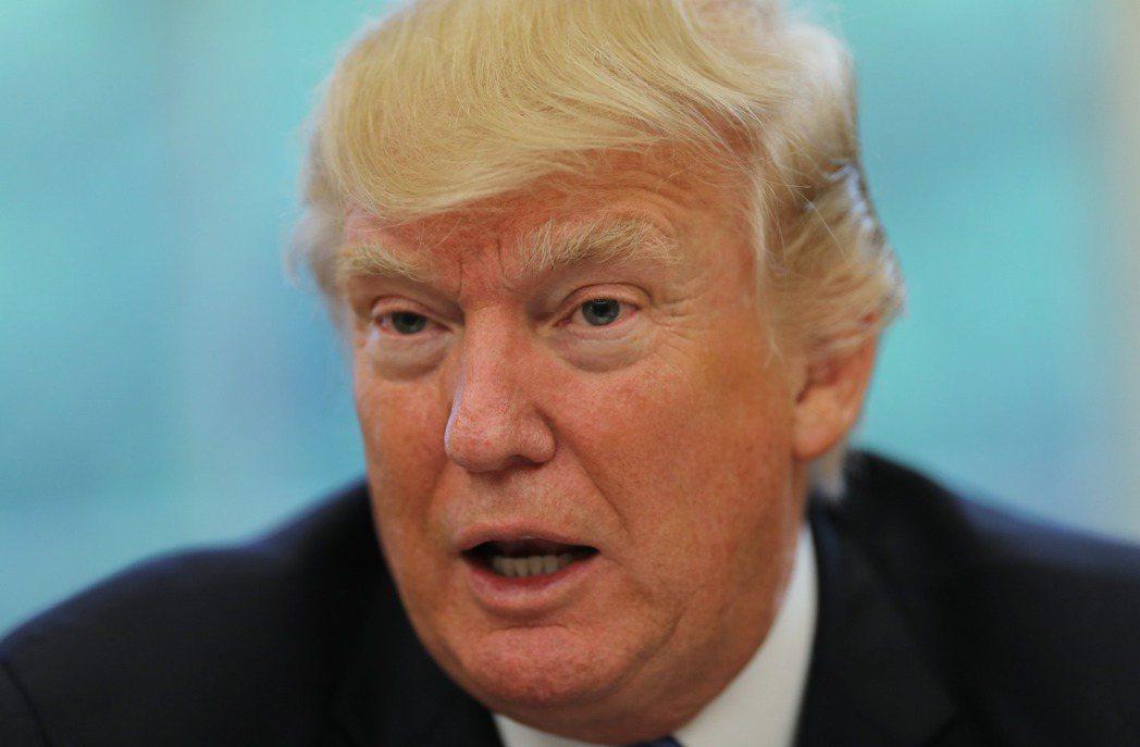 美國總統川普受訪時表示,仍期待以外交方式解決北韓問題。路透