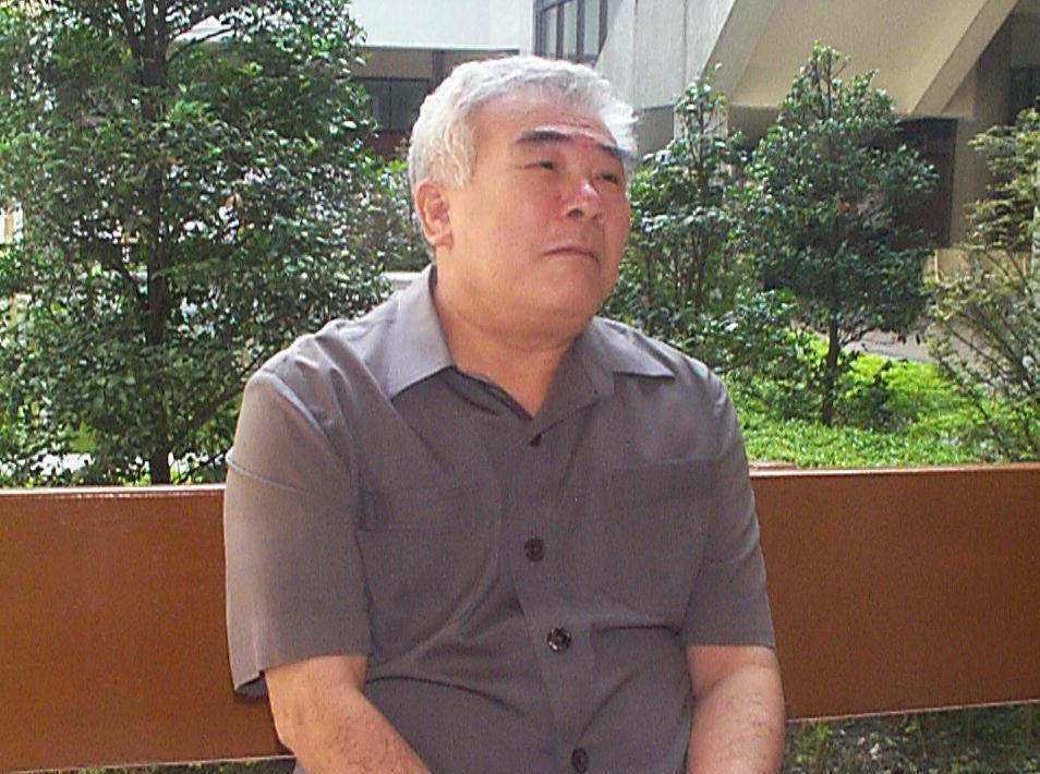 郭廷才當年因涉及東港信用合作社弊案到屏東地院出庭情形。 圖/本報資料照片