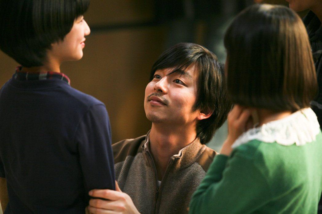 孔劉在《熔爐》展現好演技。 圖/車庫娛樂提供