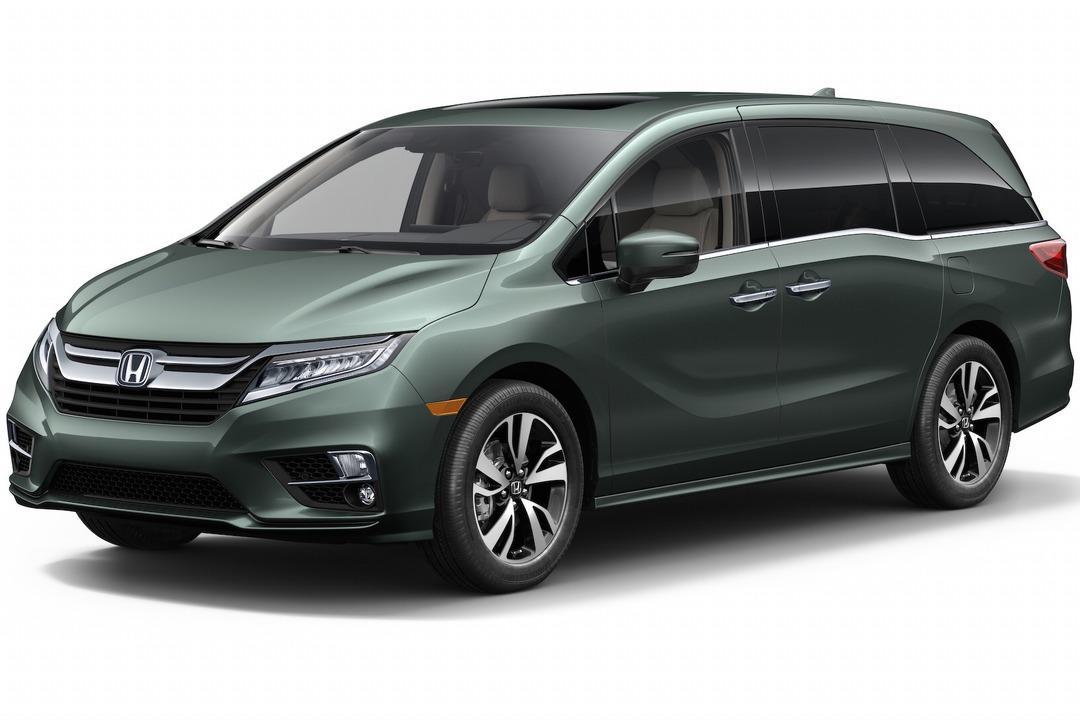 更友善的家庭用車!Honda 開始生產 18 年式美規 Odyssey