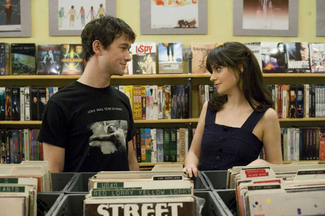 「戀夏500日」從熱戀講到失戀,過程精彩,被許多影迷奉為經典。圖/福斯提供