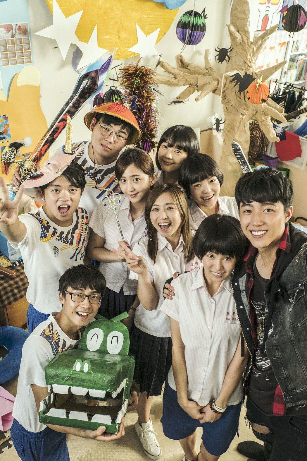 郭書瑤主演「通靈少女」將播出完結篇。圖/HBO Asia、公視提供