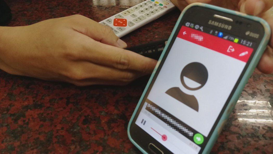 有民眾誤以為通知轉診電話是詐騙集團來電,錯失轉診機會。 圖/報系資料照片