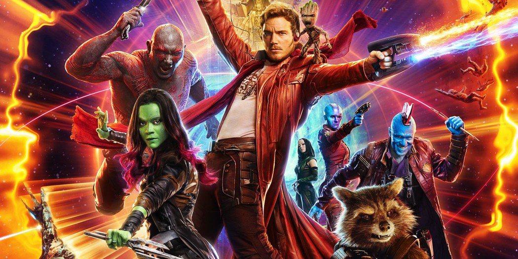 「星際異攻隊2」目前正在全台狂賣熱映中。圖/博偉提供