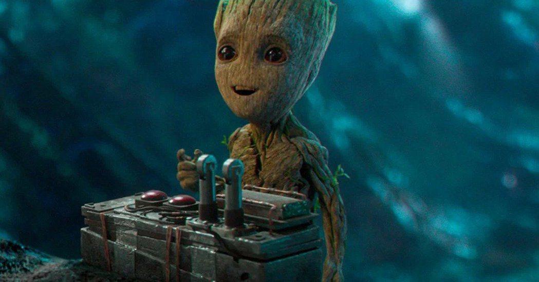 小格魯特有望拍「星際異攻隊」外傳電影。圖/博偉提供