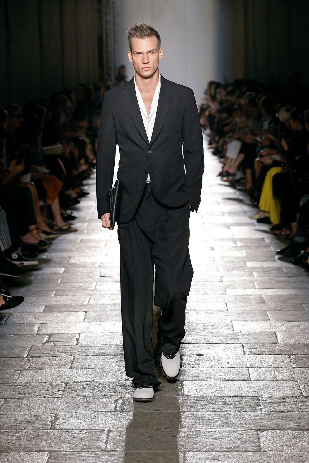 Bottega Veneta春夏男裝。圖/Bottega Veneta提供