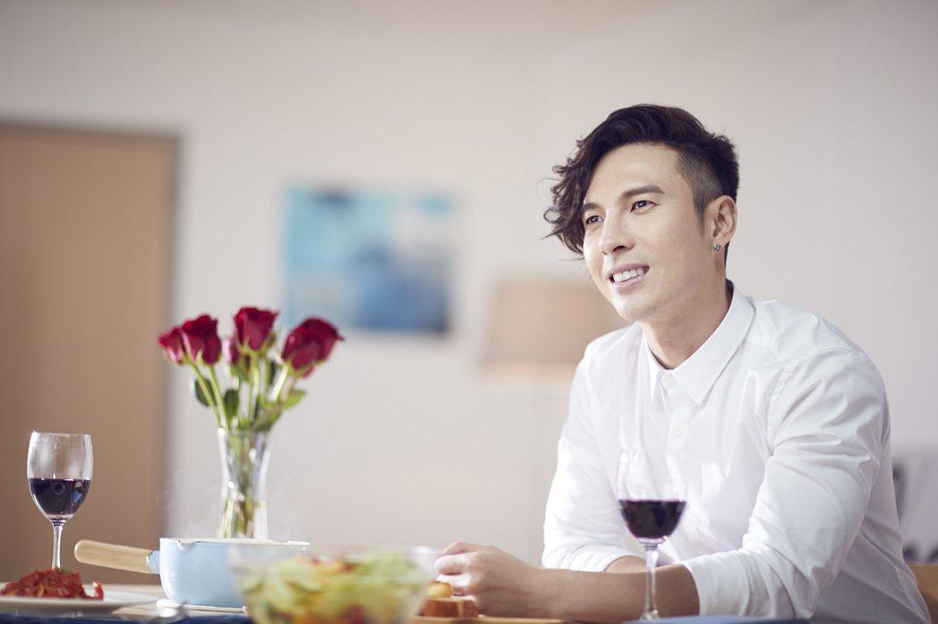 陳勢安6月3日將舉辦生日會。圖/華納音樂提供