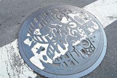 注意過台北市人孔蓋嗎? 網揭密「2大logo」:年代感滿分