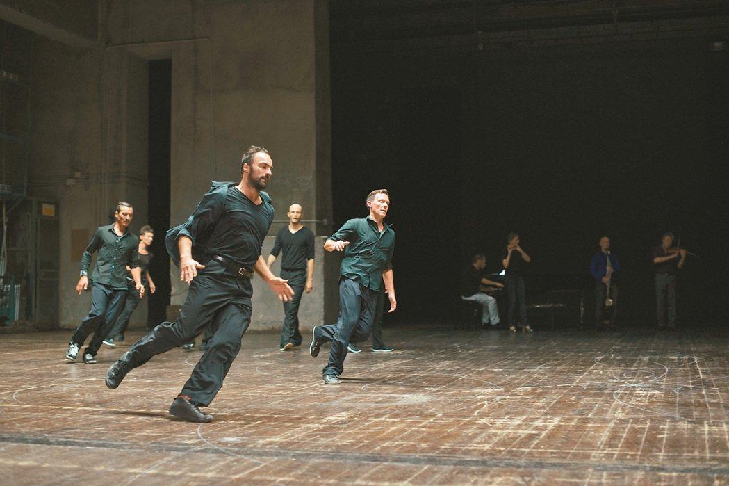 羅莎舞團《時間的漩渦》。 兩廳院/提供
