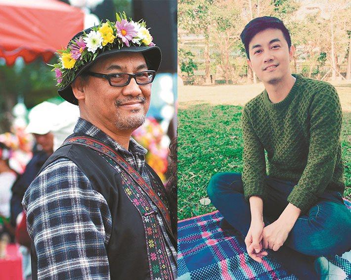 巴代(左),卑南族Damalagaw(大巴六九)部落。曾獲長篇小說金典獎、吳三連...