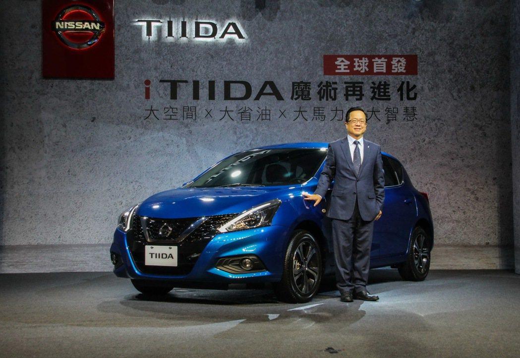 Nissan iTIIDA發表後,首月就繳出破千銷售佳績。 圖/裕隆日產提供