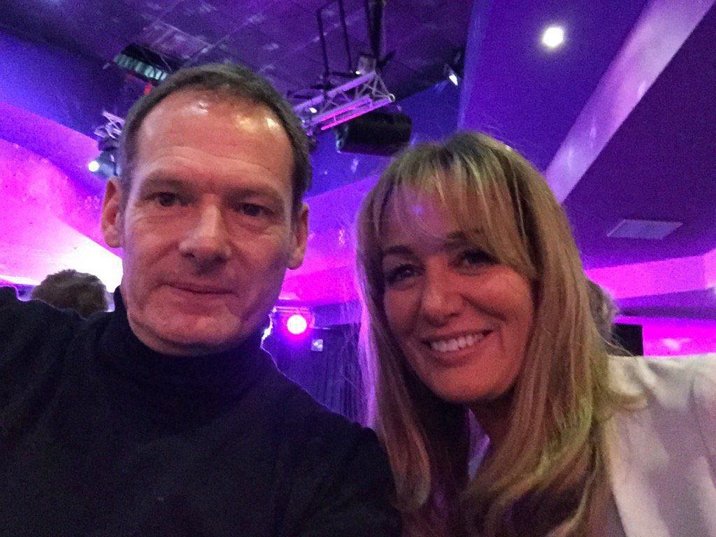 馬克李斯特與崔西海德2年前還有碰面。圖/摘自twitter