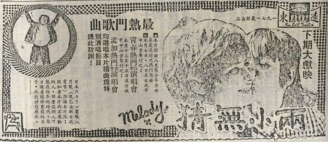 圖/翻攝自民國60年自立晚報