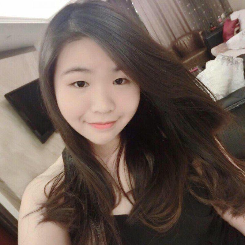 簡嘉芸已經長成美少女。圖/摘自臉書