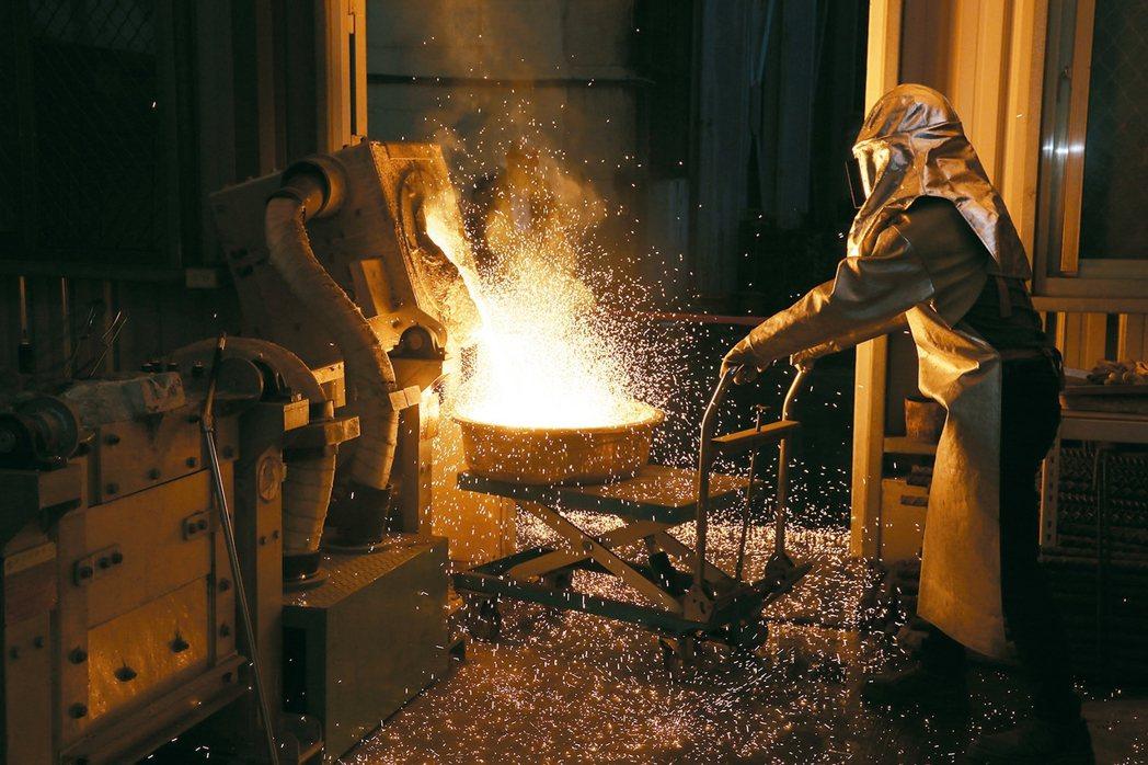 時序進入5月,亞洲鋼市流通行情緩步走揚。 本報系資料庫