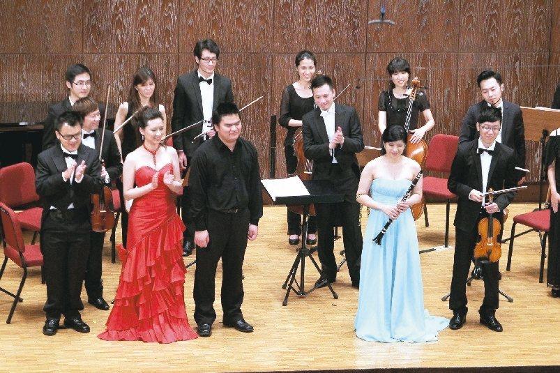 富邦身心障礙才藝獎得主在國家音樂廳盛大公演。 台北富邦銀行慈善基金會/提供