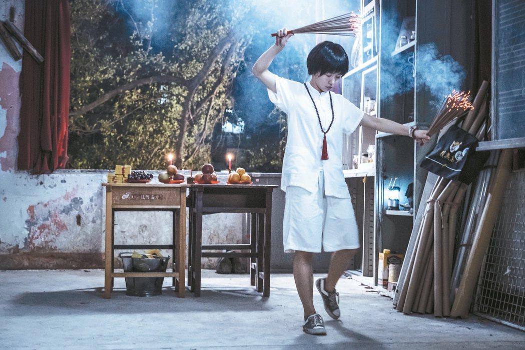 郭書瑤主演「通靈少女」在亞洲引起轟動。 圖/HBO Asia、公視提供