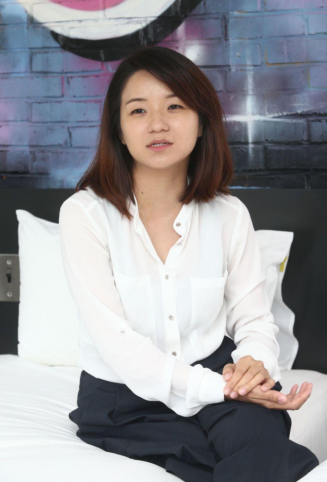 雀客旅館執行董事莊正均,是王品集團創辦人戴勝益媳婦。 記者蘇健忠/攝影