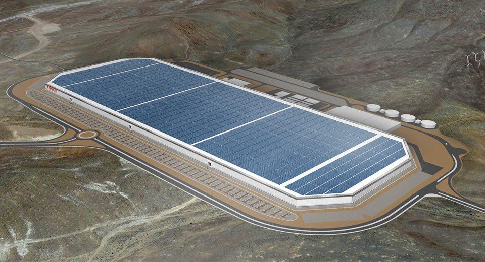 Tesla 執行長 Elon Musk 近日宣布將於年底前公佈四座 Gigafactory工廠的興建地點。 摘自 Tesla