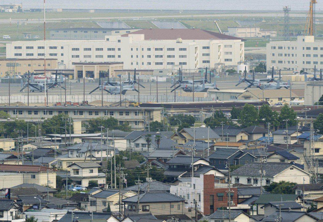 北韓的打擊能力,不僅包含沖繩、佐世保、岩國,就連關東的橫須賀、青森三澤基地,都在...
