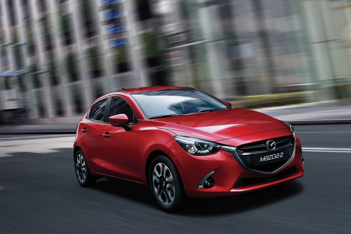 首度導入 G 力導引技術!全新 18 年式小改款 Mazda2 即日接單