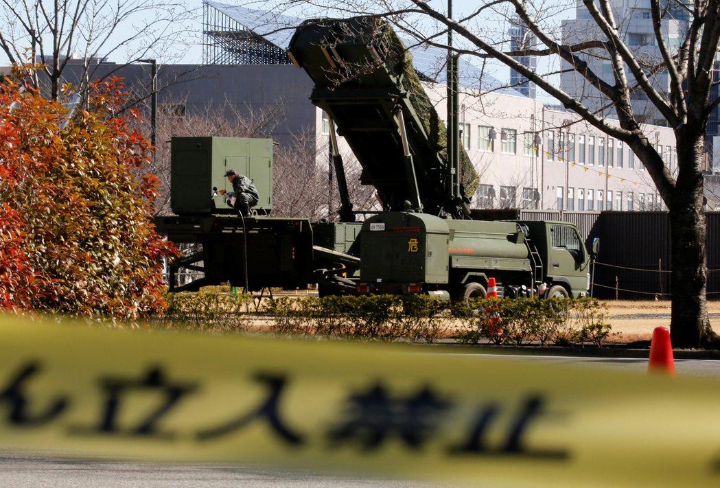 如果北韓的核彈射向東京・永田町附近,將造成42萬人死亡,甚至引起的衝擊波(Bla...