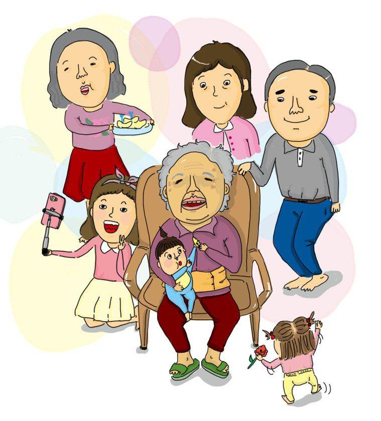 人活得越久不見得越好,而是活得好才有活得久的必要。圖/咩姐.come on