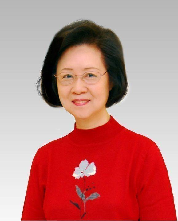 作家瓊瑤。圖/翻攝自瓊瑤臉書