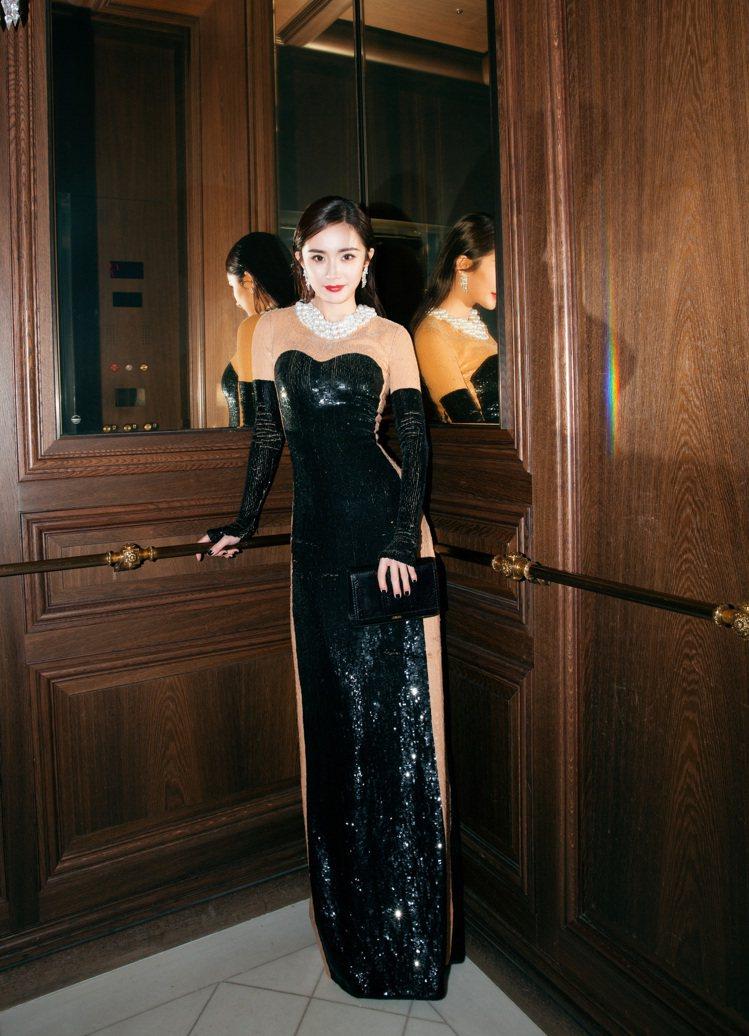楊冪獲邀參加2017紐約Met Gala。圖/MICHAEL KORS提供