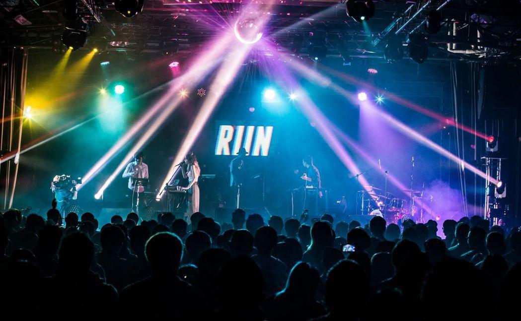 滾石新品牌「滾石電音」投入電音市場。圖/ROKON 滾石電音提供