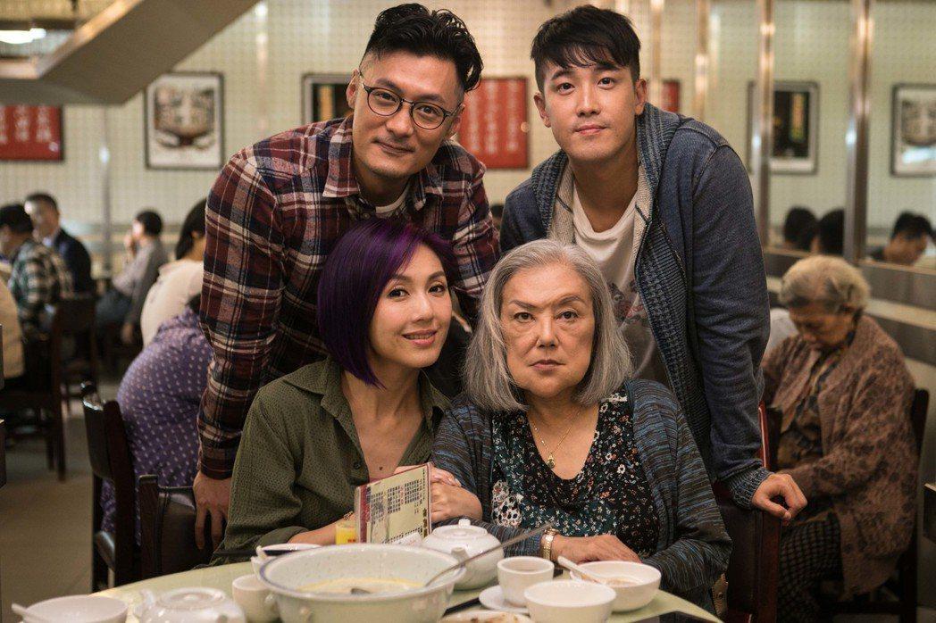 「春嬌救志明」在金馬奇幻影展及香港電影節都大獲好評,上映後口碑票房雙贏。圖/華映...