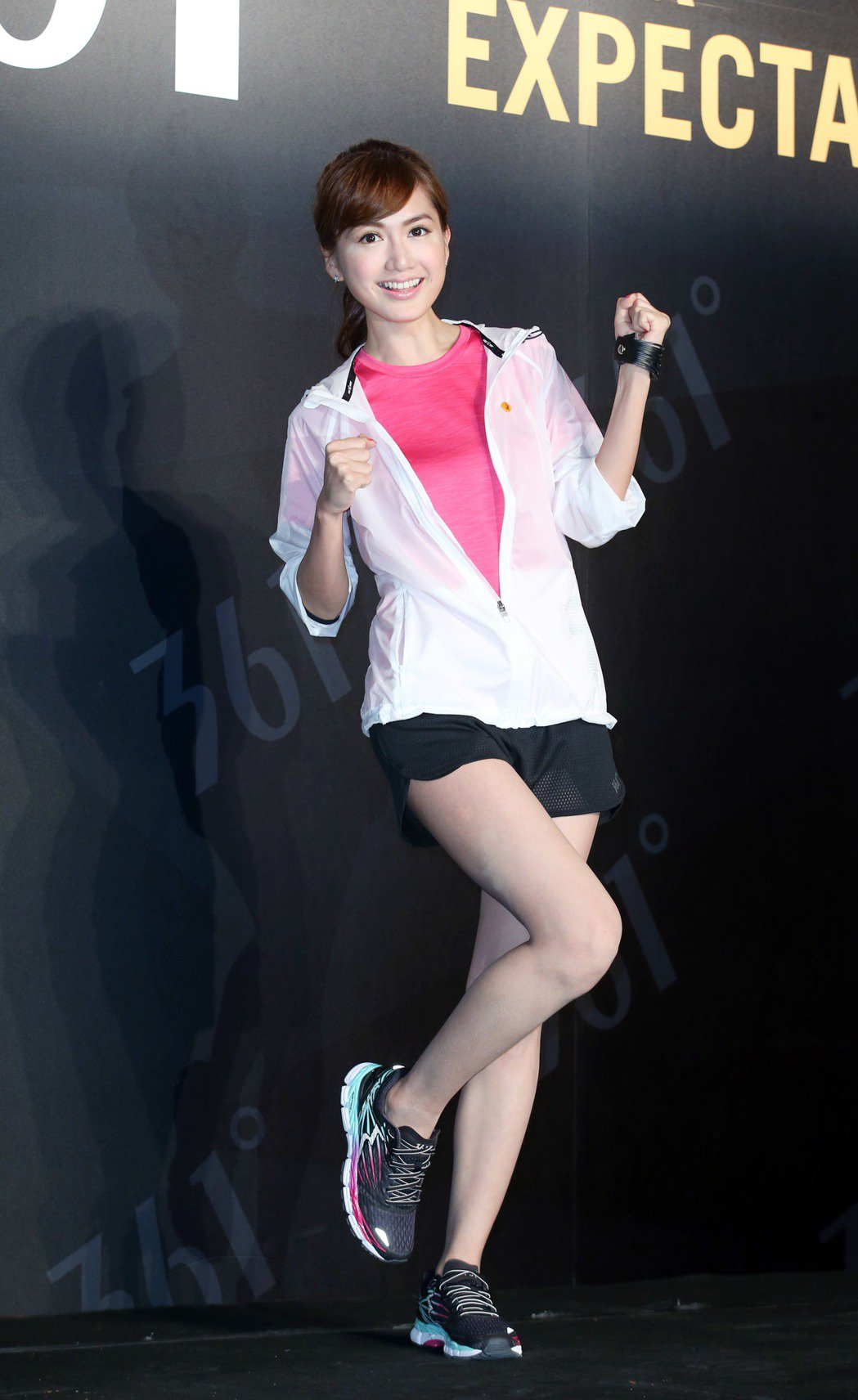 翁滋蔓出席活動。記者陳瑞源/攝影