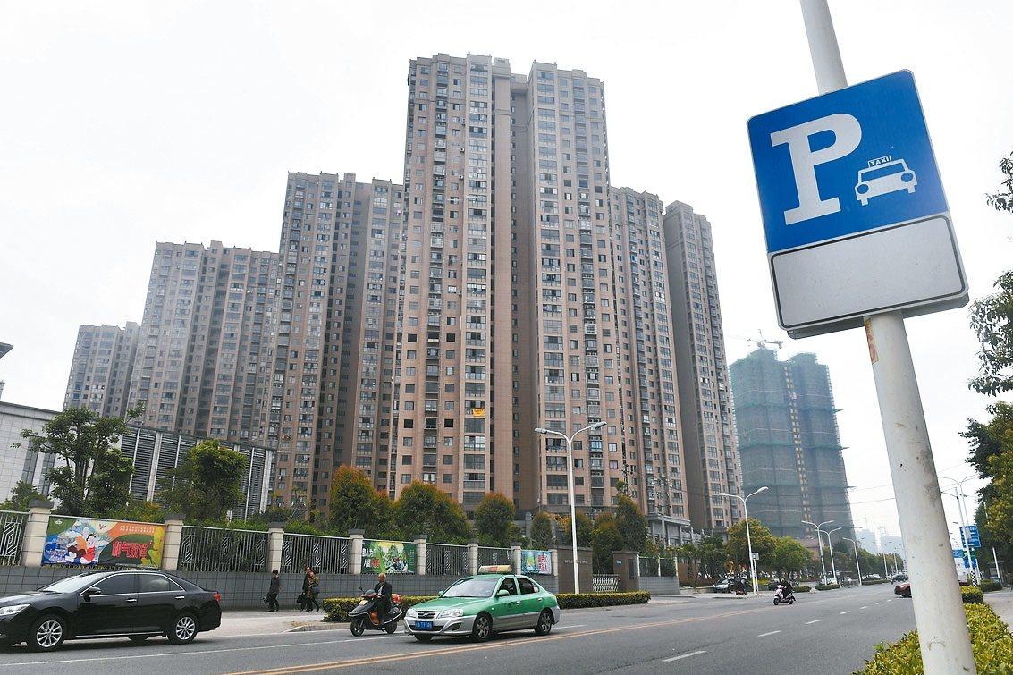 北京市祭出「史上最嚴」房市調控政策。 中新社